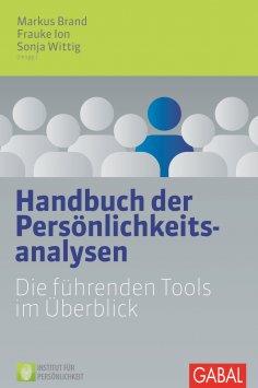 eBook: Handbuch der Persönlichkeitsanalysen