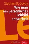 eBook: Wie man ein persönliches Leitbild entwickelt