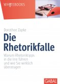 ebook: Die Rhetorikfalle
