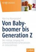 ebook: Von Babyboomer bis Generation Z
