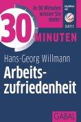ebook: 30 Minuten Arbeitszufriedenheit
