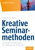 ebook: Kreative Seminarmethoden
