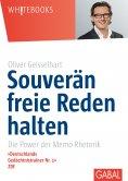 eBook: Souverän freie Reden halten