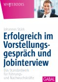 eBook: Erfolgreich im Vorstellungsgespräch und Jobinterview