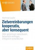 ebook: Zielvereinbarungen kooperativ, aber konsequent