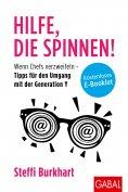 eBook: Hilfe, die spinnen!
