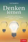 ebook: Denken lernen
