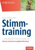 eBook: Stimmtraining