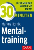 ebook: 30 Minuten Mentaltraining