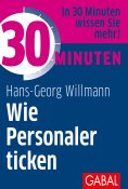eBook: 30 Minuten Wie Personaler ticken