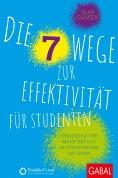 eBook: Die 7 Wege zur Effektivität für Studenten