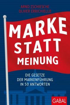 eBook: Marke statt Meinung