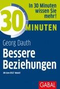ebook: 30 Minuten Bessere Beziehungen mit dem DISG®-Modell