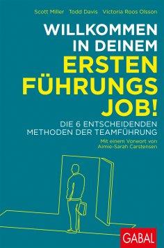eBook: Willkommen in deinem ersten Führungsjob!