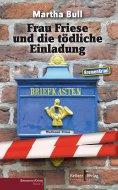 ebook: Frau Friese und die tödliche Einladung