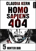 ebook: Homo Sapiens 404 Band 5: Hinter dir