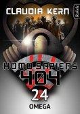 eBook: Homo Sapiens 404 Band 24: Omega