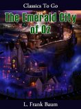 eBook: The Emerald City of Oz