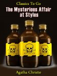 eBook: The Mysterious Affair at Styles
