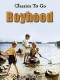 eBook: Boyhood