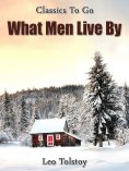ebook: What Men Live By