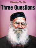 ebook: Three Questions