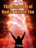 eBook: The Kingdom of God Is Within You