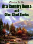 eBook: At A Country House and Other Short Stories