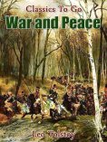 eBook: War and Peace