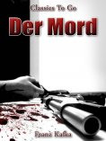 ebook: Der Mord