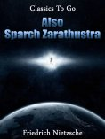 eBook: Also sprach Zarathustra