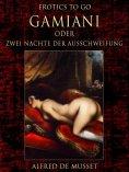 ebook: Gamiani order Zwei Nächte der Ausschweifung