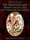 eBook: Die Abenteuer der Manon Lescaut und des Chevalier des Grieux
