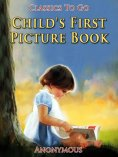eBook: Child's First Picture Book