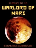 ebook: Warlord of Mars