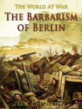 eBook: The Barbarism of Berlin