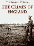 eBook: The Crimes of England