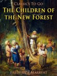 eBook: The Children of the New Forest