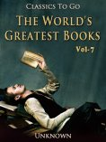 eBook: The World's Greatest Books — Volume 07 — Fiction