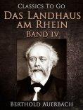 eBook: Das Landhaus am Rhein / Band IV