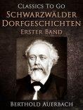 eBook: Schwarzwälder Dorfgeschichten - Erster Band.