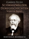 ebook: Schwarzwälder Dorfgeschichten - Vierter Band.