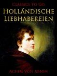 eBook: Holländische Liebhabereien