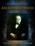 ebook: Aschermittwoch
