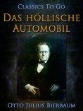 ebook: Das höllische Automobil