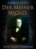 eBook: Der Mesner-Michel