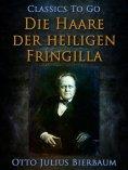 eBook: Die Haare der heiligen Fringilla