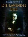 ebook: Die Lavendel-Ehe
