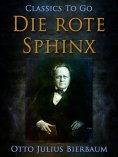 eBook: Die rote Sphinx