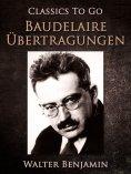 ebook: Baudelaire Übertragungen